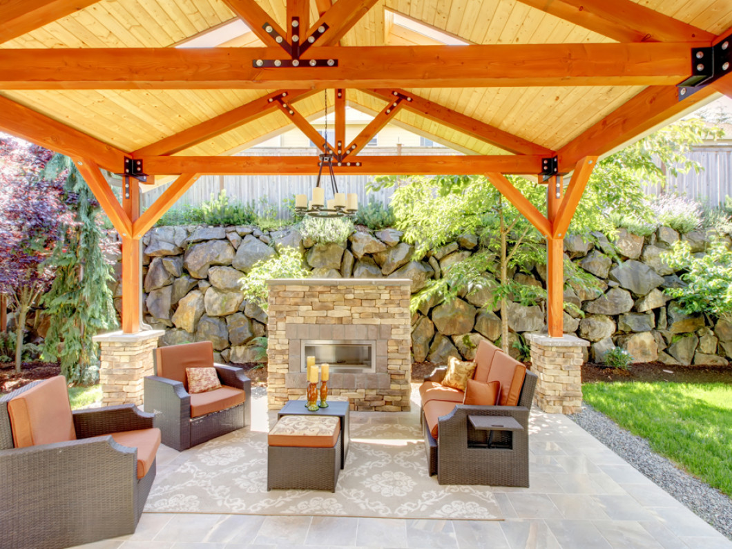 Build the Space to Host Cookouts in Your Yard